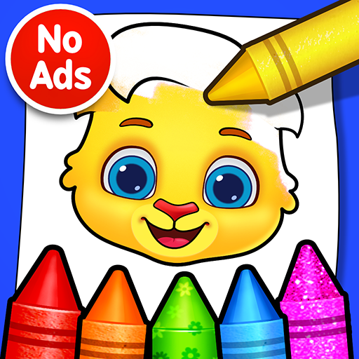 Coloring Games Coloring Book, Painting, Glow Draw  1.1.5 APKs (MOD, Unlimited money/coin) Download