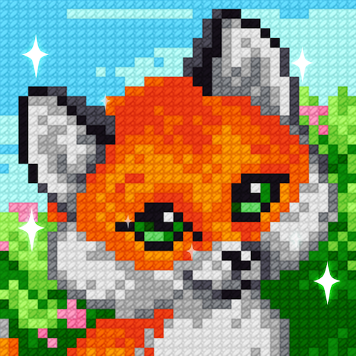 Cross-Stitch Masters 1.0.23 APKs MOD Unlimited moneycoin Downloads for android