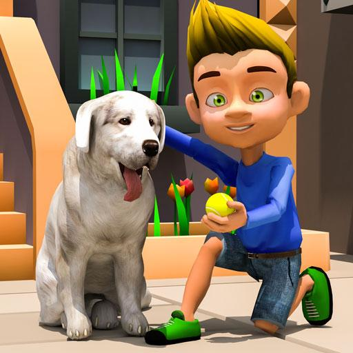 Dog Simulator Games – Dog Town : Puppy Pet Rescue 1.1.1 APKs (MOD, Unlimited money/coin) Downloads for android