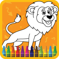 Kids Coloring Book : Cute Animals 1.0.1.0 APKs (MOD, Unlimited money/coin) Downloads for android