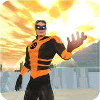 Superheroes City 1.3 APKs MOD Unlimited moneycoin Downloads for android