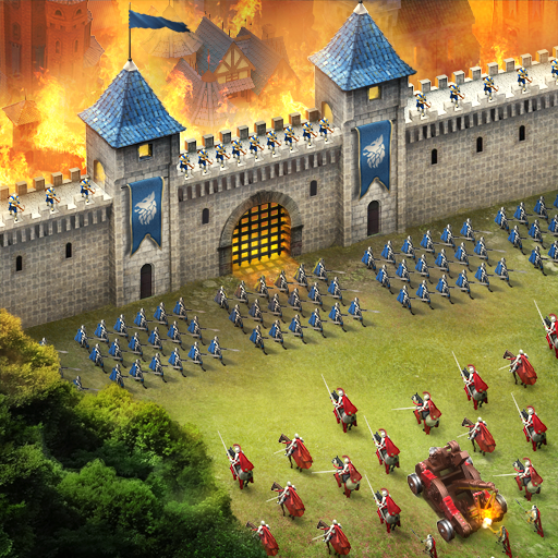 Throne: Kingdom at War 4.4.1.584 APKs (MOD, Unlimited money/coin) Downloads for android