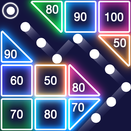 Bricks Breaker – Glow Balls 1.11.204 APKs (MOD, Unlimited money/coin) Downloads for android