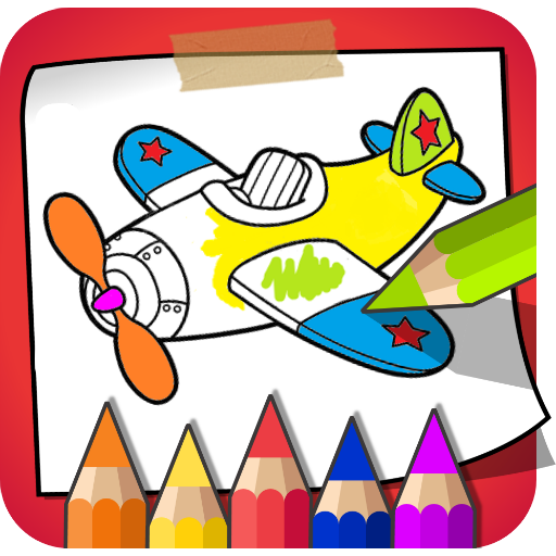 Coloring Book – Kids Paint 1.77 APKs (MOD, Unlimited money/coin) Downloads for android