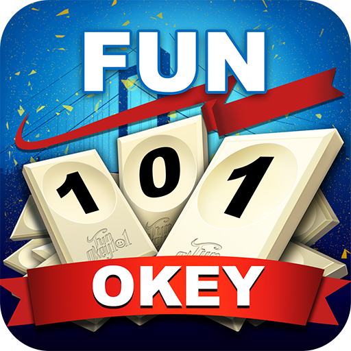 Fun 101 Okey 1.7.268.308 APKs MOD Unlimited moneycoin Downloads for android