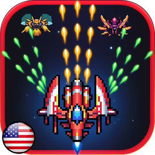 Falcon Squad Galaxy Attack – Free shooting games  66.3 APKs (MOD, Unlimited money/coin) Download