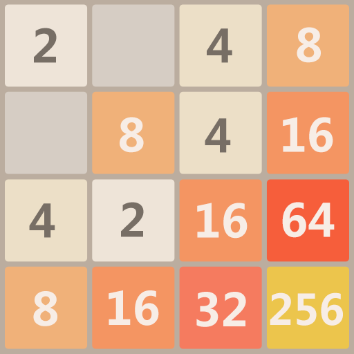 2048 Charm Classic New 2048 Number Puzzle Game 3.8501 APKs MOD Unlimited moneycoin Downloads for android