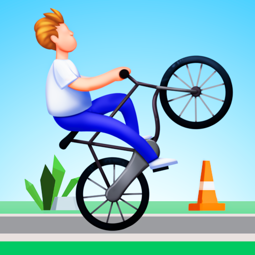Bike Hop Be a Crazy BMX Rider 1.0.39 APKs MOD Unlimited moneycoin Downloads for android