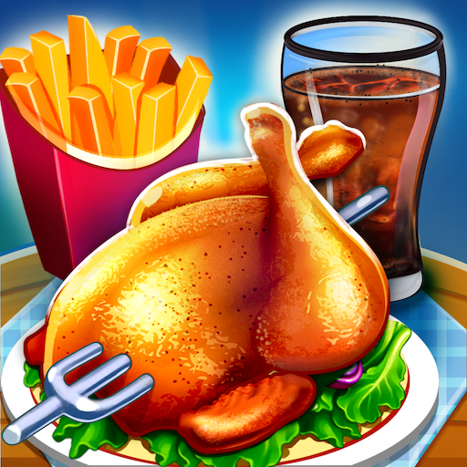Cooking Express Food Fever Craze Chef Star Games 1.9.8 APKs MOD Unlimited moneycoin Downloads for android