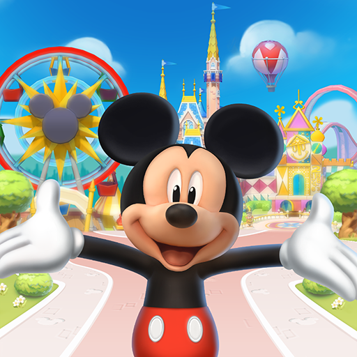 Disney Magic Kingdoms: Build Your Own Magical Park  5.8.1b APKs (MOD, Unlimited money/coin) Downloads for android