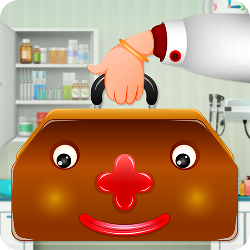 Doctor Game 👨🏻⚕️ 🏥👩🏻⚕️ 3.0.3 APKs (MOD, Unlimited money/coin) Downloads for android