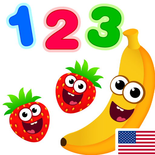 Funny Food 123! Kids Number Games for Toddlers  APKs (MOD, Unlimited money/coin) Downloads for android