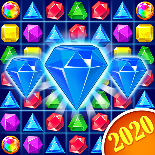 Jewel Crush – Jewels Gems Match 3 Legend 3.7.5 APKs MOD Unlimited moneycoin Downloads for android