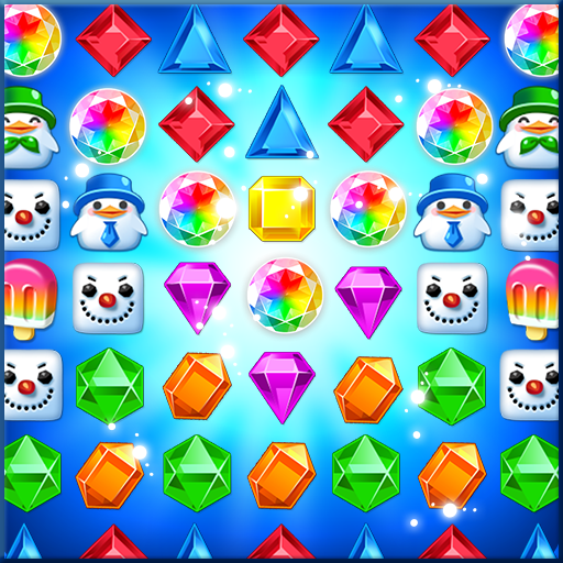 Jewel Pop ManiaMatch 3 Puzzle 6.0.3 APKs MOD Unlimited moneycoin Downloads for android