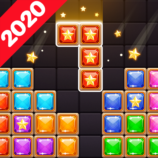 Block Puzzle Diamond Star Blast 1.3 APKs MOD Unlimited moneycoin Downloads for android