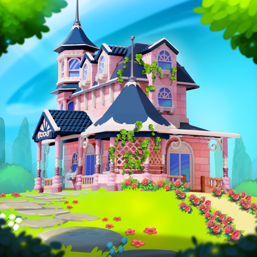Merge Gardens 1.0.6 APKs MOD Unlimited moneycoin Downloads for android