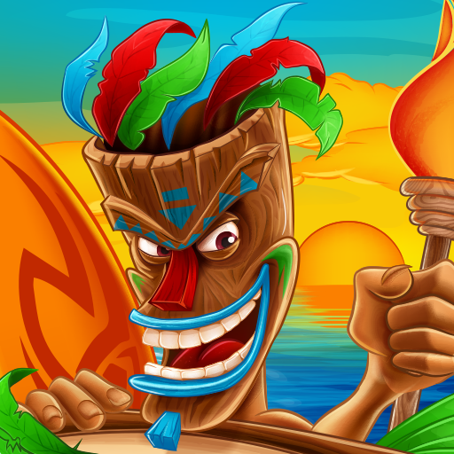 Tiki Jump 1.4 APKs (MOD, Unlimited money/coin) Downloads for android