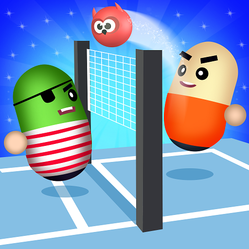 Volley Champion Hangout 3D Game 1.4 APKs (MOD, Unlimited money/coin)  Downloads for android - UptoDown