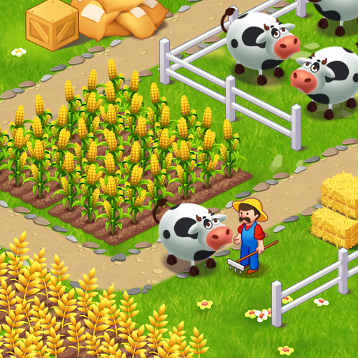 Farm City Farming City Building 2.2.8 APKs MOD Unlimited moneycoin Downloads for android
