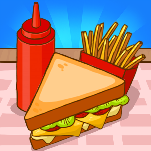 Merge Sandwich Happy Club Sandwich Restaurant 1.0.90 APKs MOD Unlimited moneycoin Downloads for android
