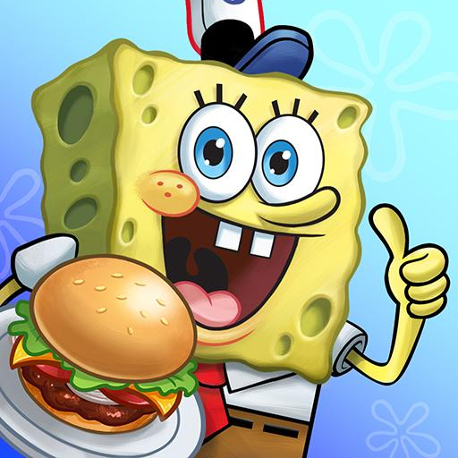 Spongebob: Krusty Cook-Off  1.0.38 APKs (MOD, Unlimited money/coin) Download