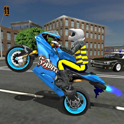 Sports bike simulator Drift 3D 1.6 APKs (MOD, Unlimited money/coin) Downloads for android