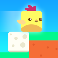 Stacky Bird Hyper Casual Flying Birdie Game 1.0.1.10 APKs MOD Unlimited moneycoin Downloads for android