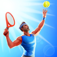 Tennis Clash 1v1 Free Online Sports Game  2.15.3 APKs (MOD, Unlimited money/coin) Download