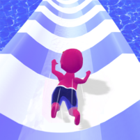 Waterpark super Slide 2.3 APKs MOD Unlimited moneycoin Downloads for android