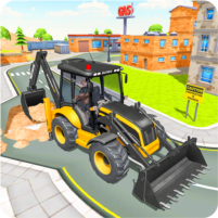 Heavy Excavator Sim 2020 Construction Simulator 15.0.3 APKs MOD Unlimited moneycoin Downloads for android