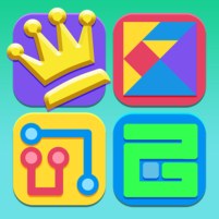 Puzzle King – Puzzle Games Collection 1.9.5 APKs MOD Unlimited moneycoin Downloads for android