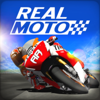 Real Moto 1.1.54 APKs MOD Unlimited moneycoin Downloads for android