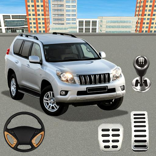 Real Prado Car Parking Games 3D Driving Fun Games 2.0.060 APKs MOD Unlimited moneycoin Downloads for android