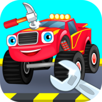 Repair machines – monster trucks 1.1.6 APKs (MOD, Unlimited money/coin) Downloads for android