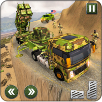 US Army Missile Attack Army Truck Driving Games 1.2.7 APKs MOD Unlimited moneycoin Downloads for android